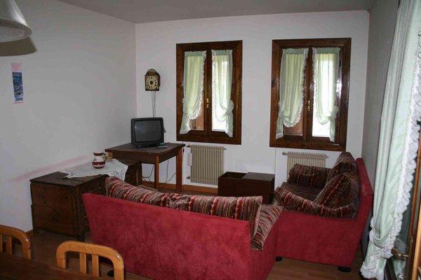 Il salotto Appartamenti Ciprian Emilio