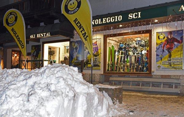 Snow Service Cortina.Ski Rental Snow Service Cortina D Ampezzo Cortina And