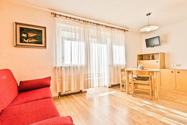 The living area Carla - Apartments 2 suns