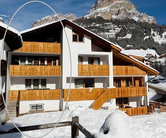 Foto invernale di presentazione Carla - Appartamenti 2 soli