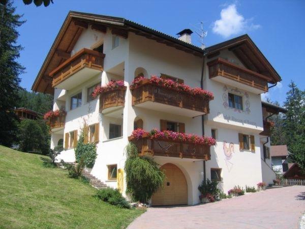 Sommer Präsentationsbild Ferienwohnungen Chalet Riposo al Bosco