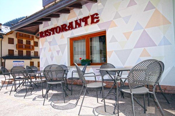 Das Restaurant Caprile Venezia