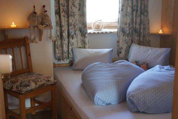 Foto della camera Appartamenti in agriturismo Ciasa Rü