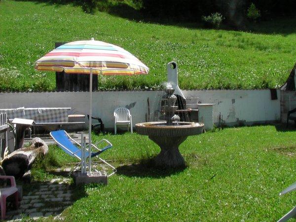 Foto vom Garten Badia - San Leonardo