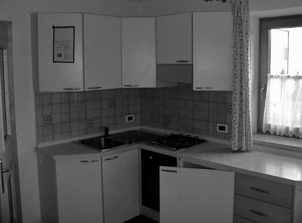 Foto der Küche Suttrú
