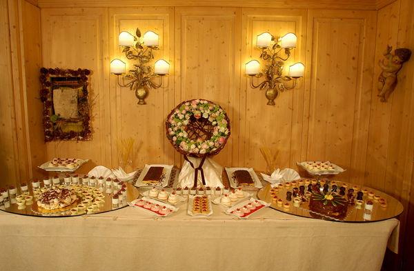 Il ristorante Arabba Grifone