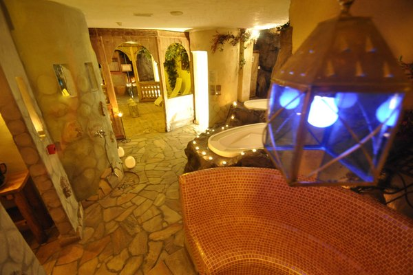 Photo of the wellness area Hotel Al Forte