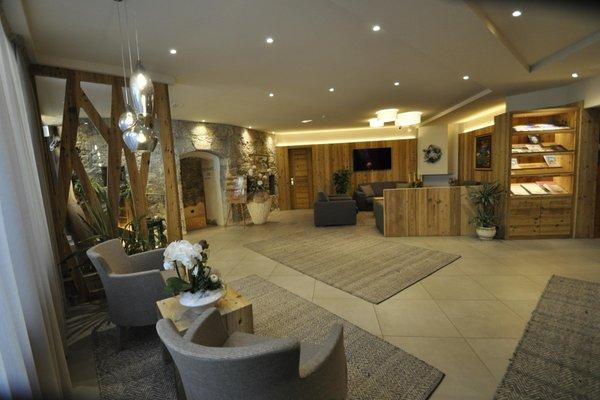 The common areas Hotel Al Forte