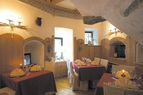 Il ristorante Arabba Al Forte