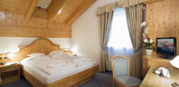 Foto della camera Hotel + Residence Alpenrose