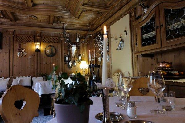 Il ristorante Arabba Evaldo