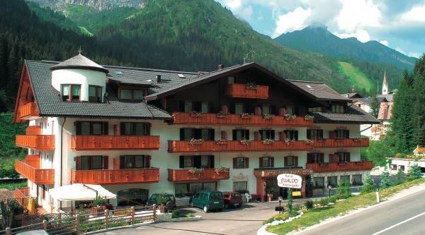Foto estiva di presentazione Evaldo - Hotel 4 stelle