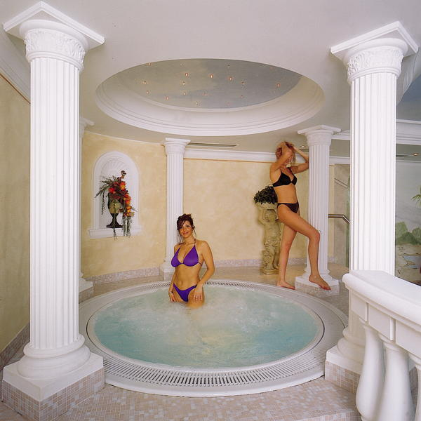 Foto del wellness Hotel Evaldo