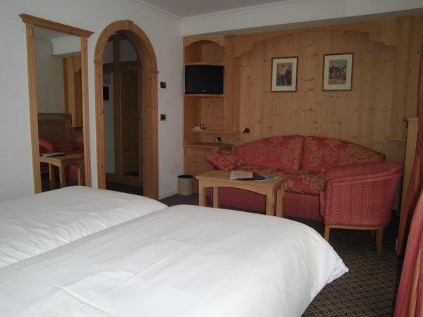 Foto della camera Hotel Evaldo