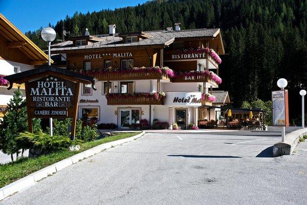 Foto esterno in estate Active Hotel Malita