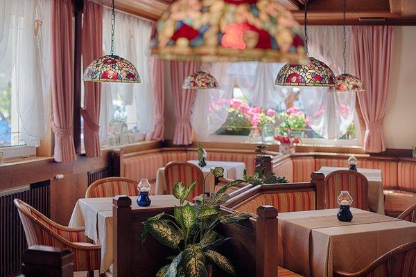 Il ristorante Arabba Active Hotel Malita