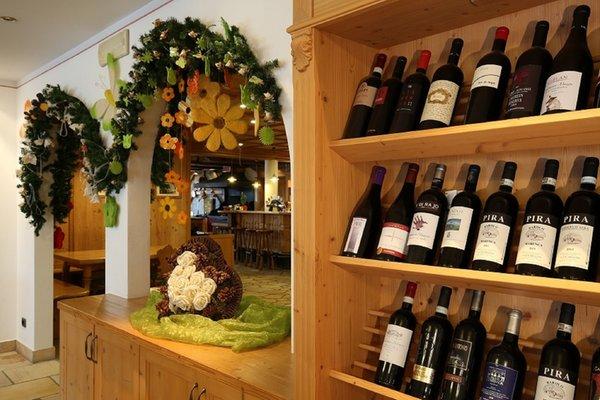 La cantina dei vini Arabba Mesdì