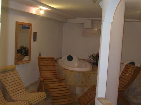 Foto della sauna Arabba