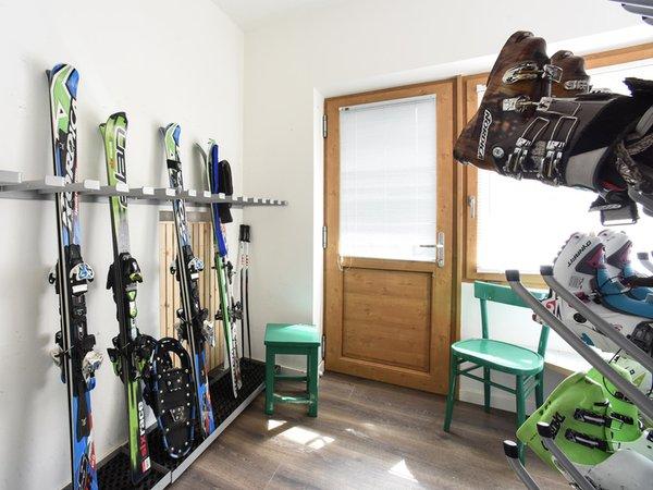 Der Skiraum Garni Emma