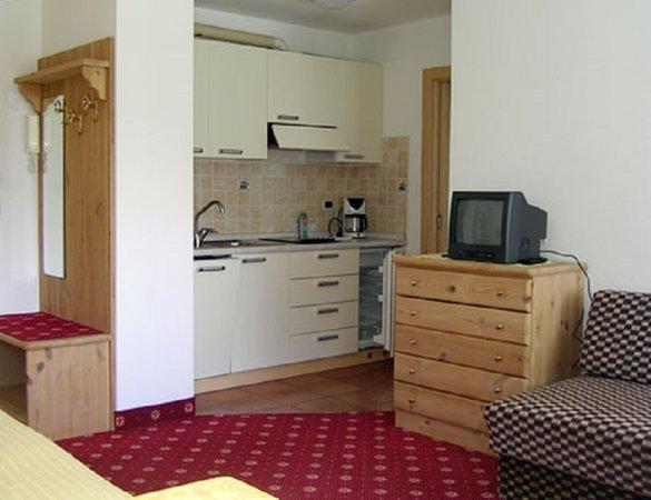 La zona giorno Alpenroyal - Appartamenti
