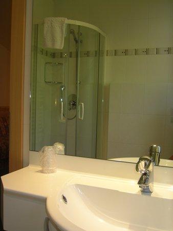 Foto del bagno Appartamenti Alpenroyal