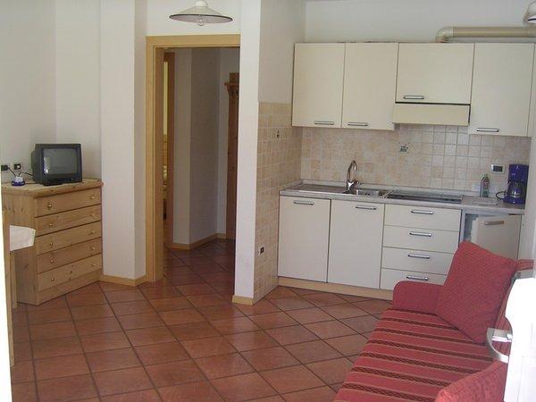 The living area Apartments Alpenroyal
