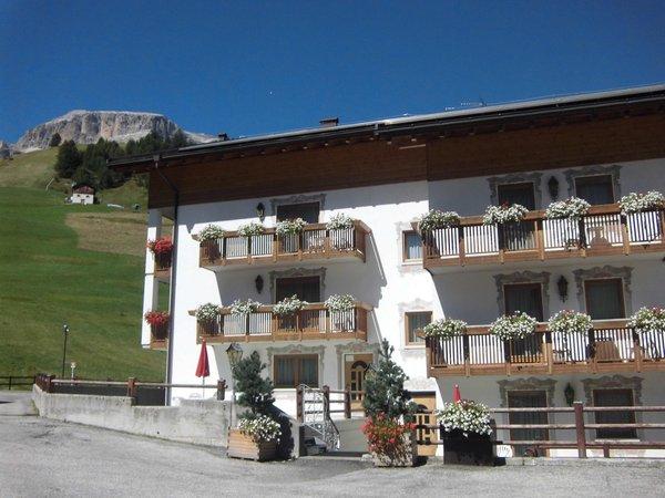 Foto estiva di presentazione Appartamenti Evaldo