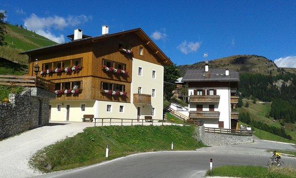 Foto estiva di presentazione Giglio Rosso - Appartamenti seconda categoria