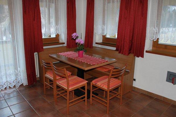 Foto della cucina Giglio Rosso
