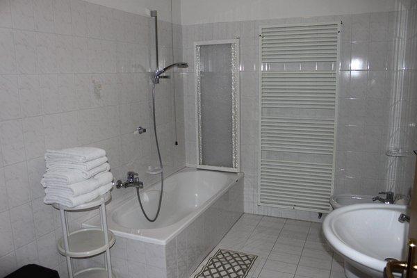 Foto del bagno Appartamenti Giglio Rosso