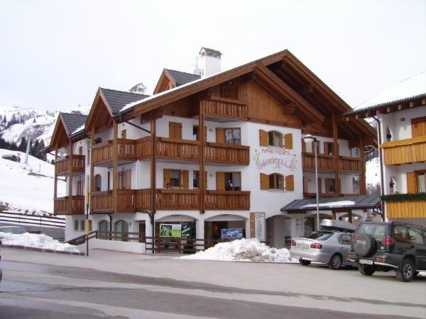 Foto invernale di presentazione Nigritella - Appartamenti seconda categoria