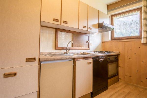 Photo of the kitchen Chalet Maria Teresa