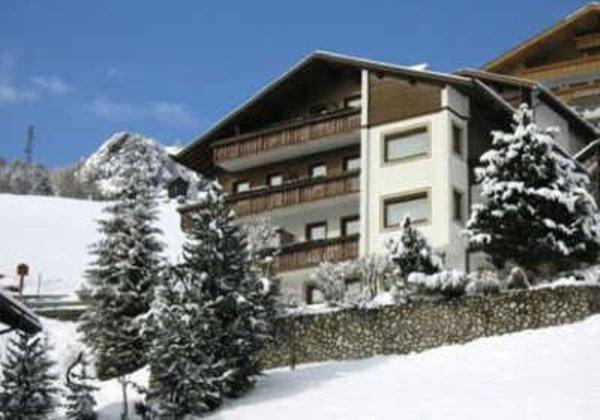 Winter presentation photo Apartments Chalet Maria Teresa