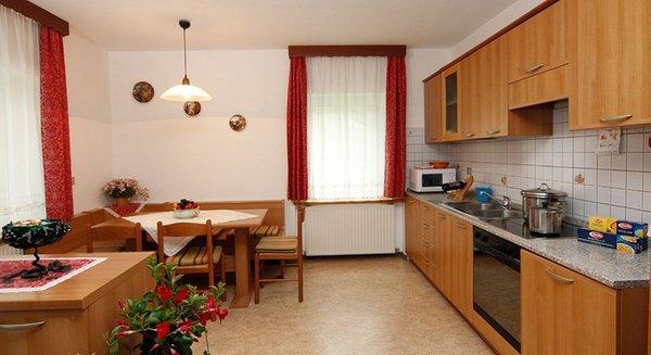 La zona giorno Iris - Appartamenti terza categoria