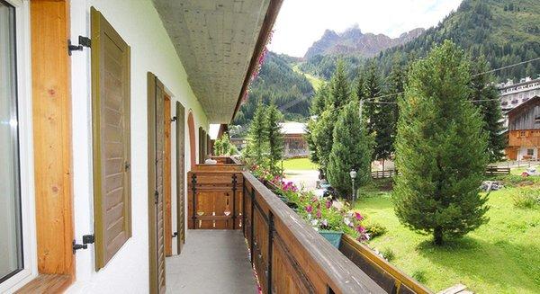 Foto del balcone Iris