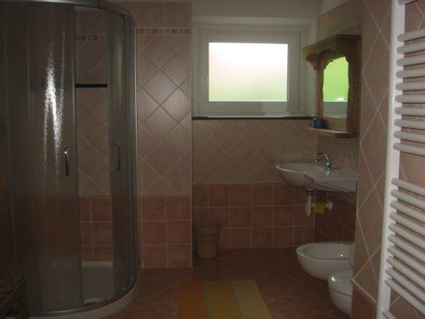 Foto del bagno Appartamenti Iris