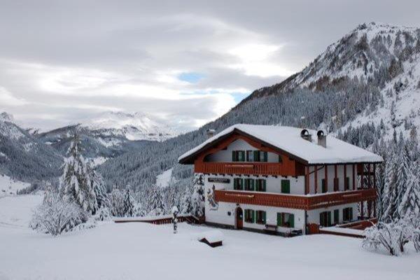 Winter Präsentationsbild Ferienwohnungen Samont