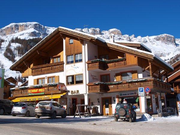 Foto invernale di presentazione Dolomites - Appartamenti 3 stelle