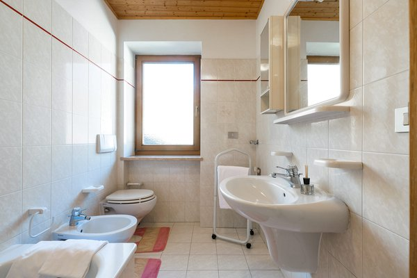 Photo of the bathroom Apartments Dolomites