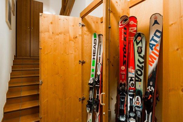 La skiroom Appartamenti Dolomites