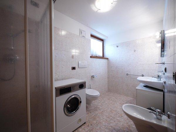 Photo of the bathroom Apartments Home Service Arabba