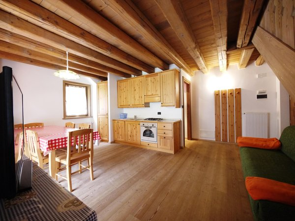 Photo of the kitchen Apartments Home Service Arabba