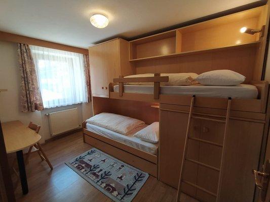 La zona giorno Appartamenti Vallazza Antonietta