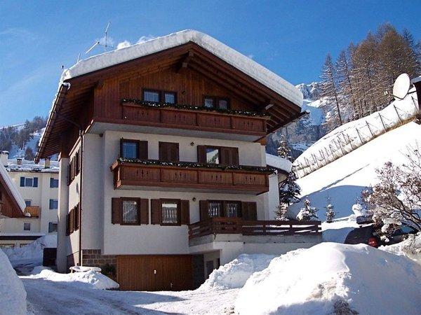 Foto invernale di presentazione Vallazza Antonietta - Appartamenti
