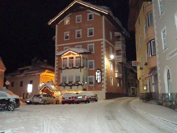 Foto invernale di presentazione Alpino - Hotel 3 stelle