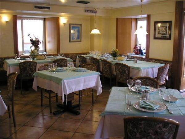 Il ristorante Arabba - Pieve di Livinallongo Alpino