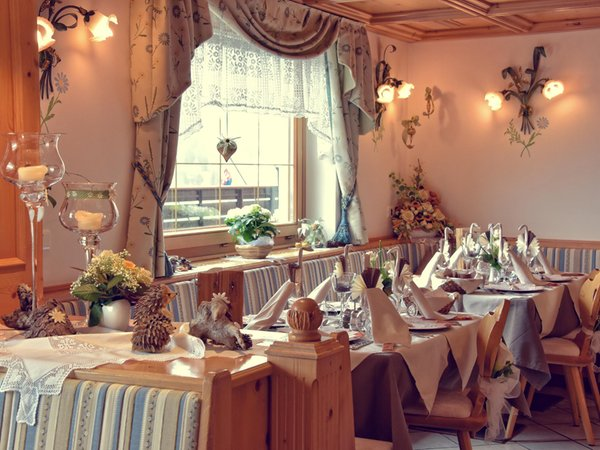 Das Restaurant Arabba - Pieve di Livinallongo Cesa Padon