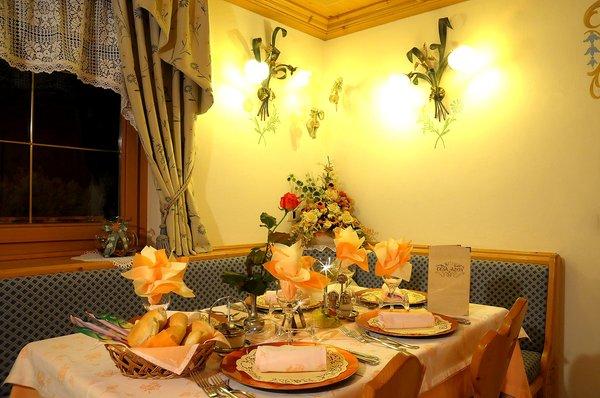 The restaurant Arabba - Pieve di Livinallongo Cesa Padon