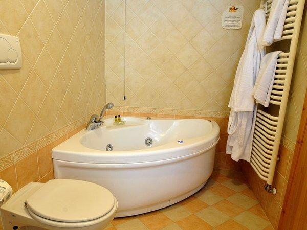 Foto del bagno Hotel Cesa Padon