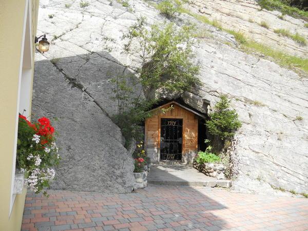 Foto del giardino Arabba - Pieve di Livinallongo